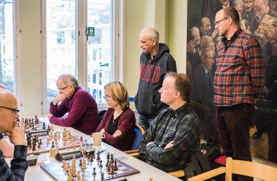 Wasa SK I i matchen mot Östersund SS
